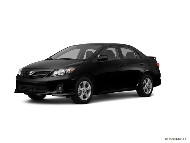 2012 Toyota Corolla Vehicle Photo in Owensboro, KY 42303