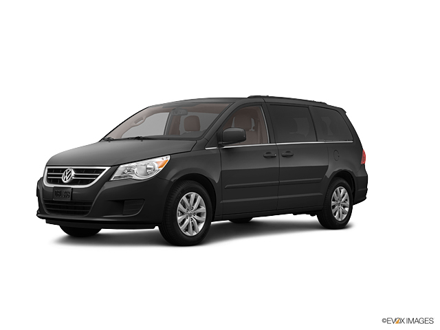 2012 Volkswagen Routan Vehicle Photo in San Antonio, TX 78257