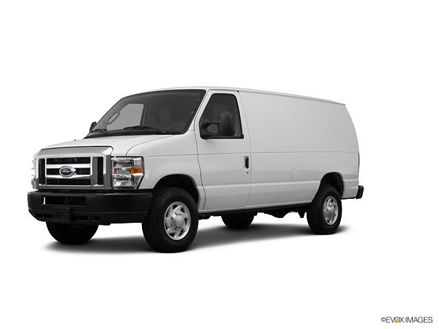 2012 Ford Econoline Cargo Van Vehicle Photo in Boyertown, PA 19512