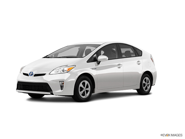 2012 Toyota Prius Vehicle Photo in Tucson, AZ 85705