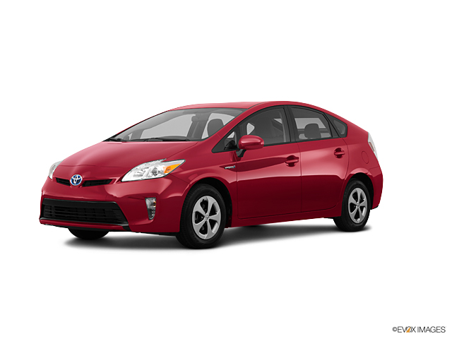 2012 Toyota Prius Vehicle Photo in Redding, CA 96002