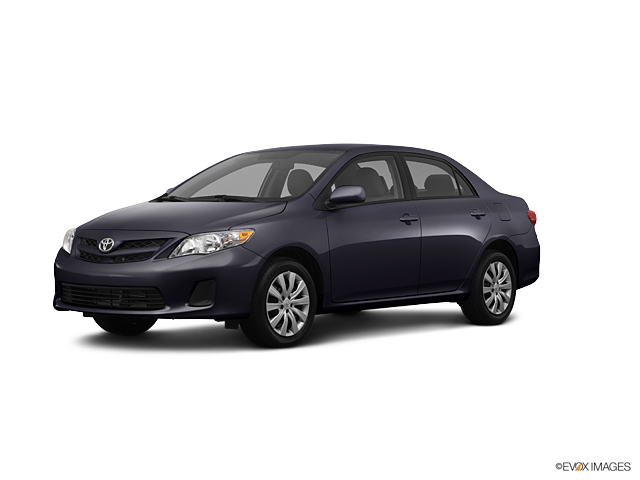2012 Toyota Corolla Vehicle Photo in Beaufort, SC 29906