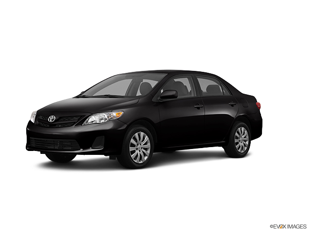 2012 Toyota Corolla Vehicle Photo in Richmond, TX 77469