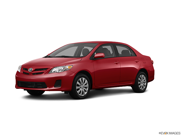 2012 Toyota Corolla Vehicle Photo in Annapolis, MD 21401