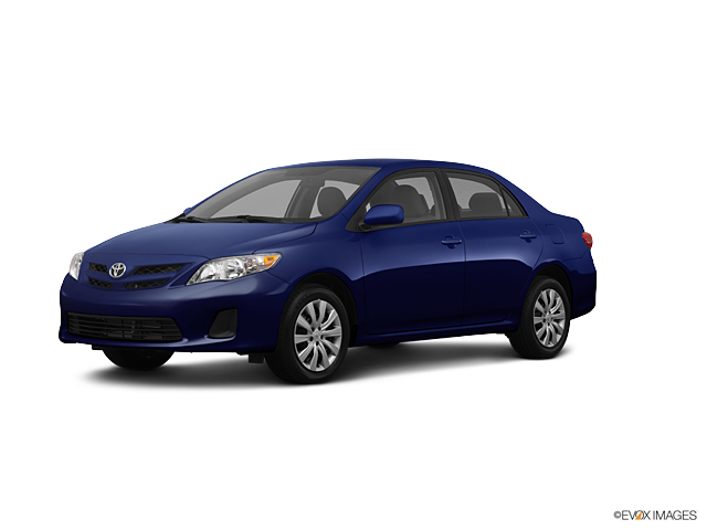 2012 Toyota Corolla Vehicle Photo in Boonville, IN 47601