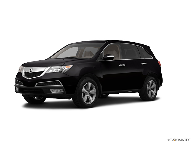 2012 Acura MDX Vehicle Photo in Merriam, KS 66203