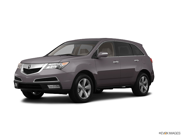 2012 Acura MDX Vehicle Photo in Kernersville, NC 27284