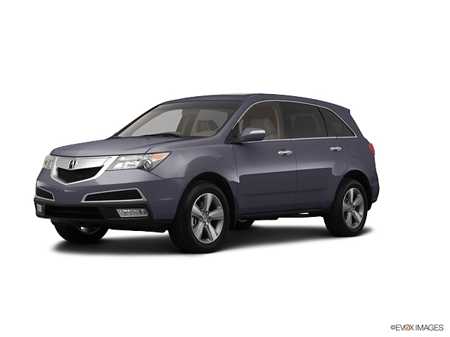 2012 Acura MDX Vehicle Photo in Bowie, MD 20716