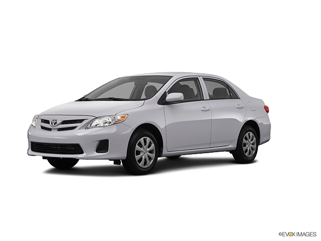 2012 Toyota Corolla Vehicle Photo in Gaffney, SC 29341