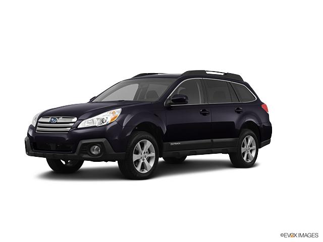 2013 Subaru Outback Manual