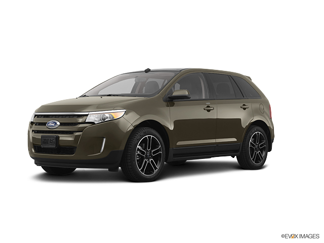 2013 Ford Edge Vehicle Photo in North Canton, OH 44720