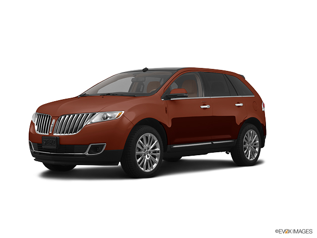 2013 LINCOLN MKX Vehicle Photo in Selma, TX 78154