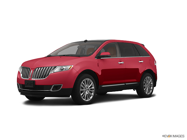2013 LINCOLN MKX Vehicle Photo in Smyrna, DE 19977