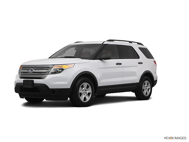 2013 Ford Explorer Vehicle Photo in Independence, MO 64055