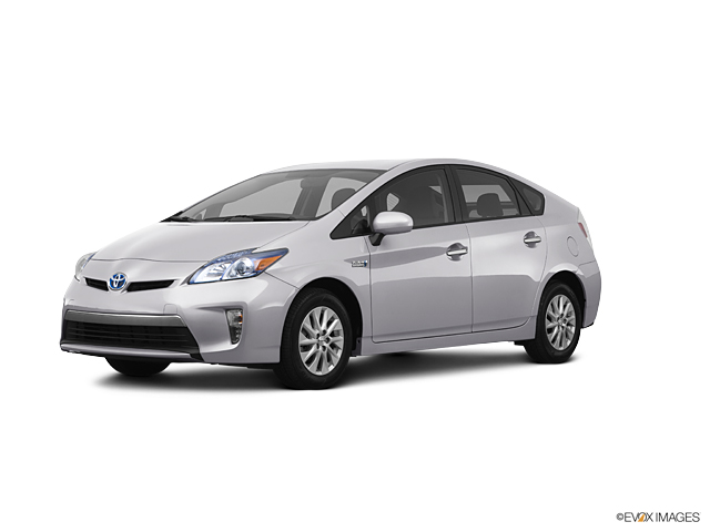 2012 Toyota Prius Plug-In Vehicle Photo in Colma, CA 94014