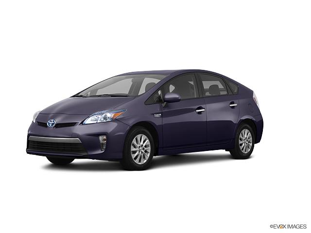 2012 Toyota Prius Plug-In Vehicle Photo in San Antonio, TX 78257