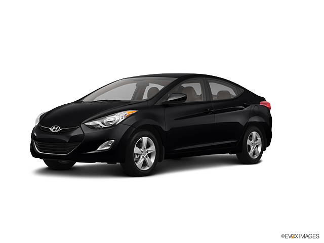 2013 Hyundai Elantra Vehicle Photo in Joliet, IL 60435