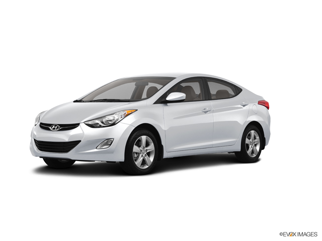 2013 Hyundai Elantra Vehicle Photo in Trevose, PA 19053-4984