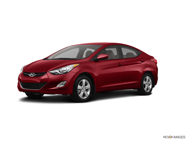 2013 Hyundai Elantra Vehicle Photo in Medina, OH 44256