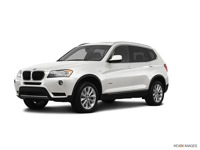 2013 BMW X3 xDrive28i Vehicle Photo in Durham, NC 27713