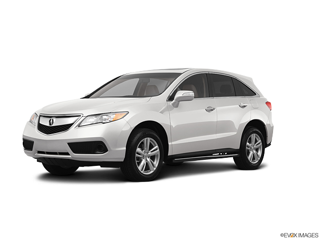 2013 Acura RDX Vehicle Photo in Trevose, PA 19053-4984