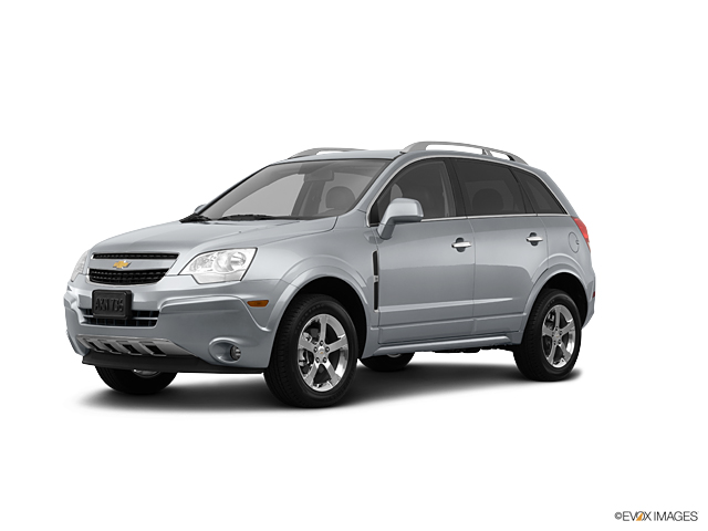 2012 Chevrolet Captiva Sport Fleet Vehicle Photo in Madison, WI 53713
