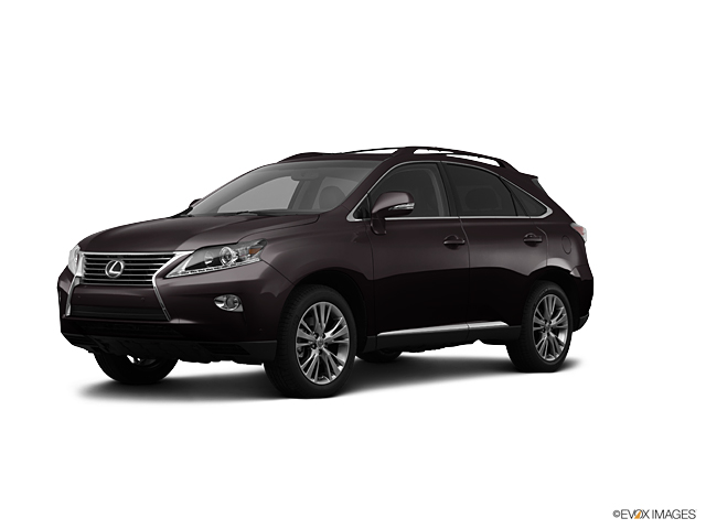 2013 Lexus RX 350 Vehicle Photo in Colorado Springs, CO 80905