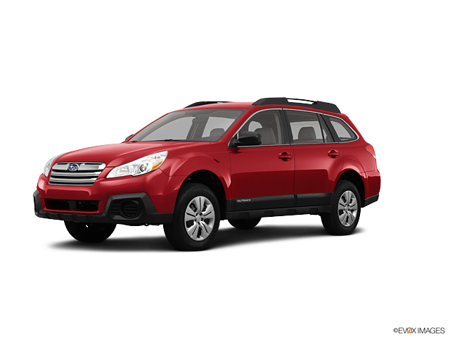 2013 Subaru Outback Vehicle Photo in Colorado Springs, CO 80905