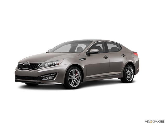 2013 Kia Optima Vehicle Photo in Richmond, TX 77469
