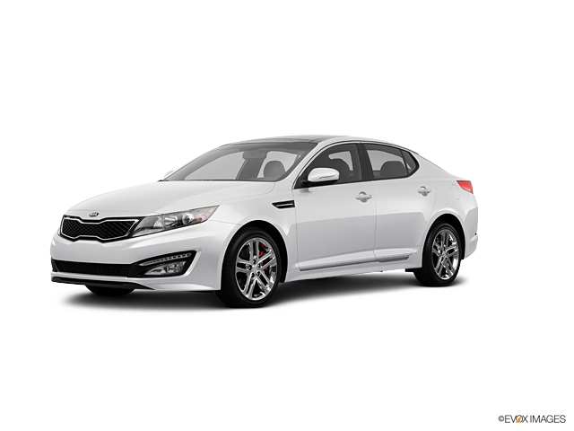 2013 Kia Optima Vehicle Photo in Joliet, IL 60435