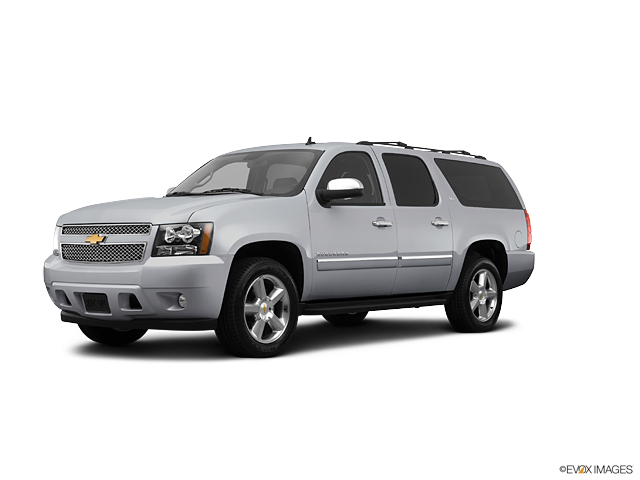 2013 Chevrolet Suburban Vehicle Photo in Janesville, WI 53545