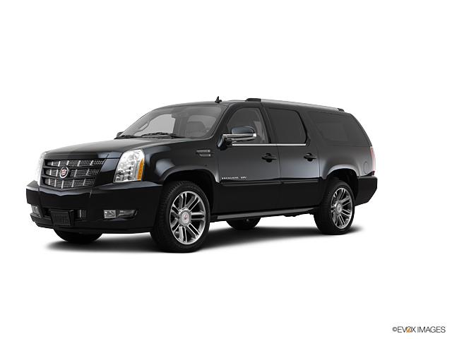 2013 Cadillac Escalade ESV Vehicle Photo in Merrillville, IN 46410