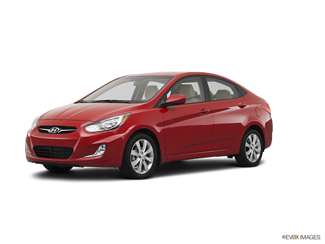 2013 Hyundai Accent Vehicle Photo in Edinburg, TX 78539