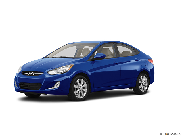 2013 Hyundai Accent Vehicle Photo in Joliet, IL 60435