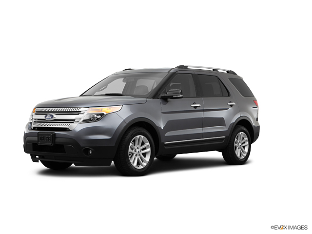 2013 Ford Explorer Vehicle Photo in Colorado Springs, CO 80905