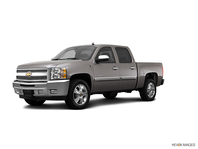 2013 Chevrolet Silverado 1500 Vehicle Photo in Middleton, WI 53562