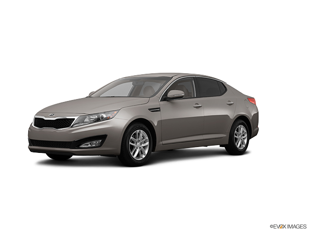 2013 Kia Optima Vehicle Photo in Vincennes, IN 47591
