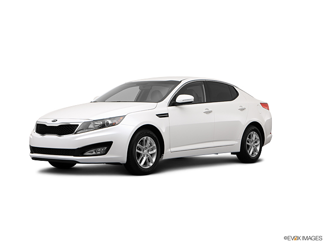 2013 Kia Optima Vehicle Photo in Colorado Springs, CO 80905