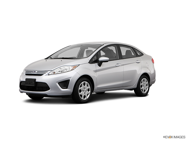 2013 Ford Fiesta Vehicle Photo in Kansas City, MO 64118