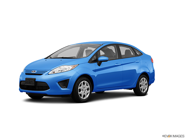 2013 Ford Fiesta Vehicle Photo in Baton Rouge, LA 70806