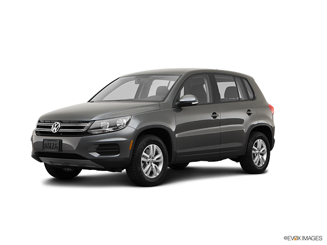 2013 Volkswagen Tiguan Vehicle Photo in San Angelo, TX 76903