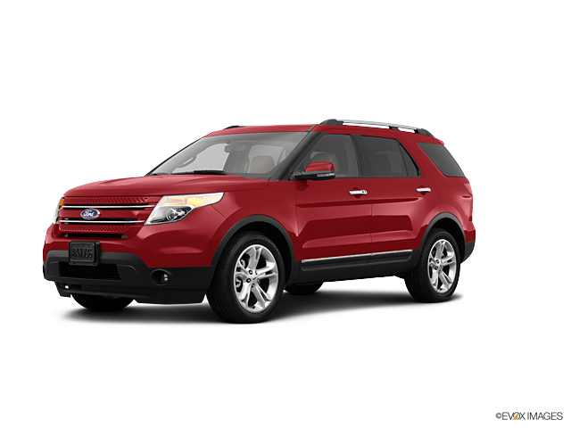 2013 Ford Explorer Vehicle Photo in Midlothian, VA 23112