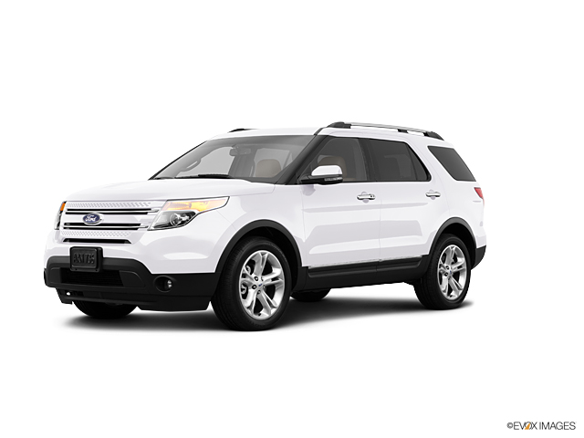 2013 Ford Explorer Vehicle Photo in Wesley Chapel, FL 33544