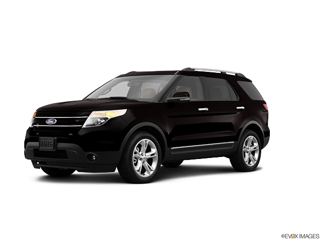 2013 Ford Explorer Vehicle Photo in Arlington, TX 76017