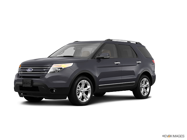 2013 Ford Explorer Vehicle Photo in Rome, GA 30161