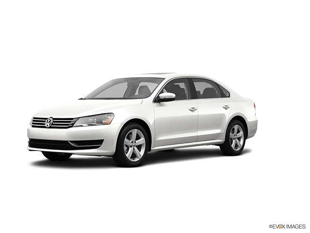2013 Volkswagen Passat Vehicle Photo in Rockville, MD 20852