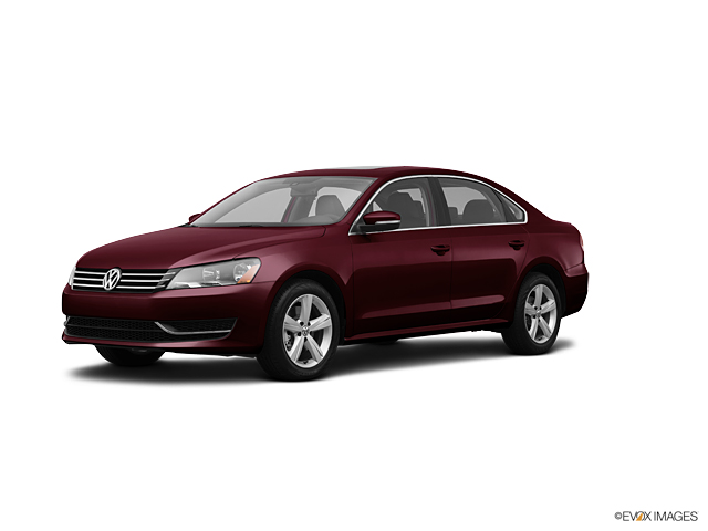 2013 Volkswagen Passat Vehicle Photo in San Antonio, TX 78257