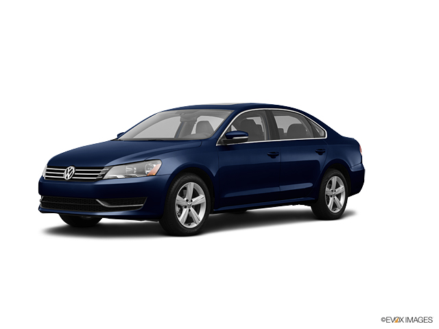 2013 Volkswagen Passat Vehicle Photo in Delavan, WI 53115
