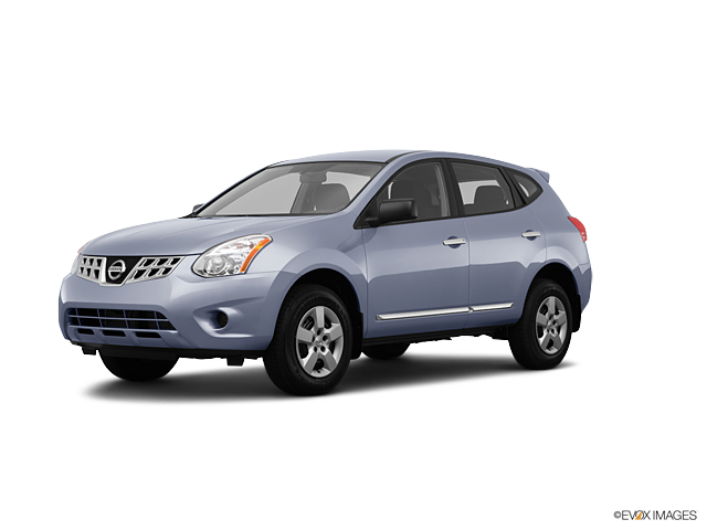 2013 Nissan Rogue AWD 4dr S Frosted Steel Metallic Crossover AWD. A
