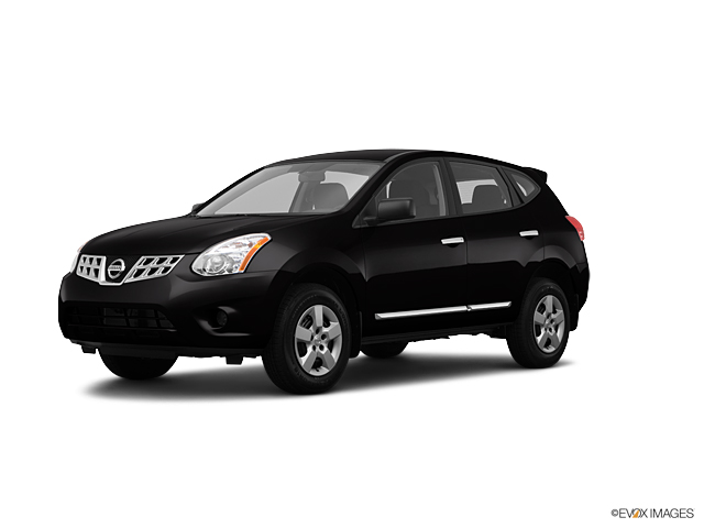 2013 Nissan Rogue Vehicle Photo in Greensboro, NC 27405